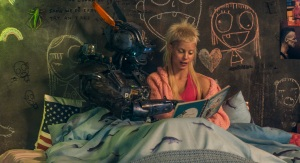 Chappie and Yolandi  - Sony Pictures