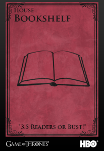 Join House Bookshelf!