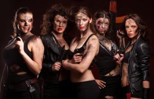 A Bunch of Hot Chicks With Guns - Special Bookshelf Battle Guest Contributors