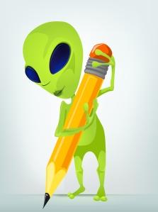 Alien Jones