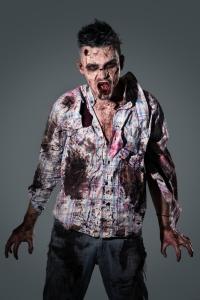 Egads!  A zombie outbreak in East Random Town!