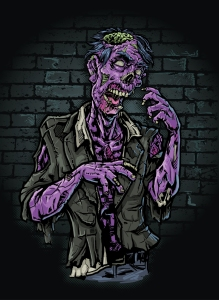 Zombie Trump