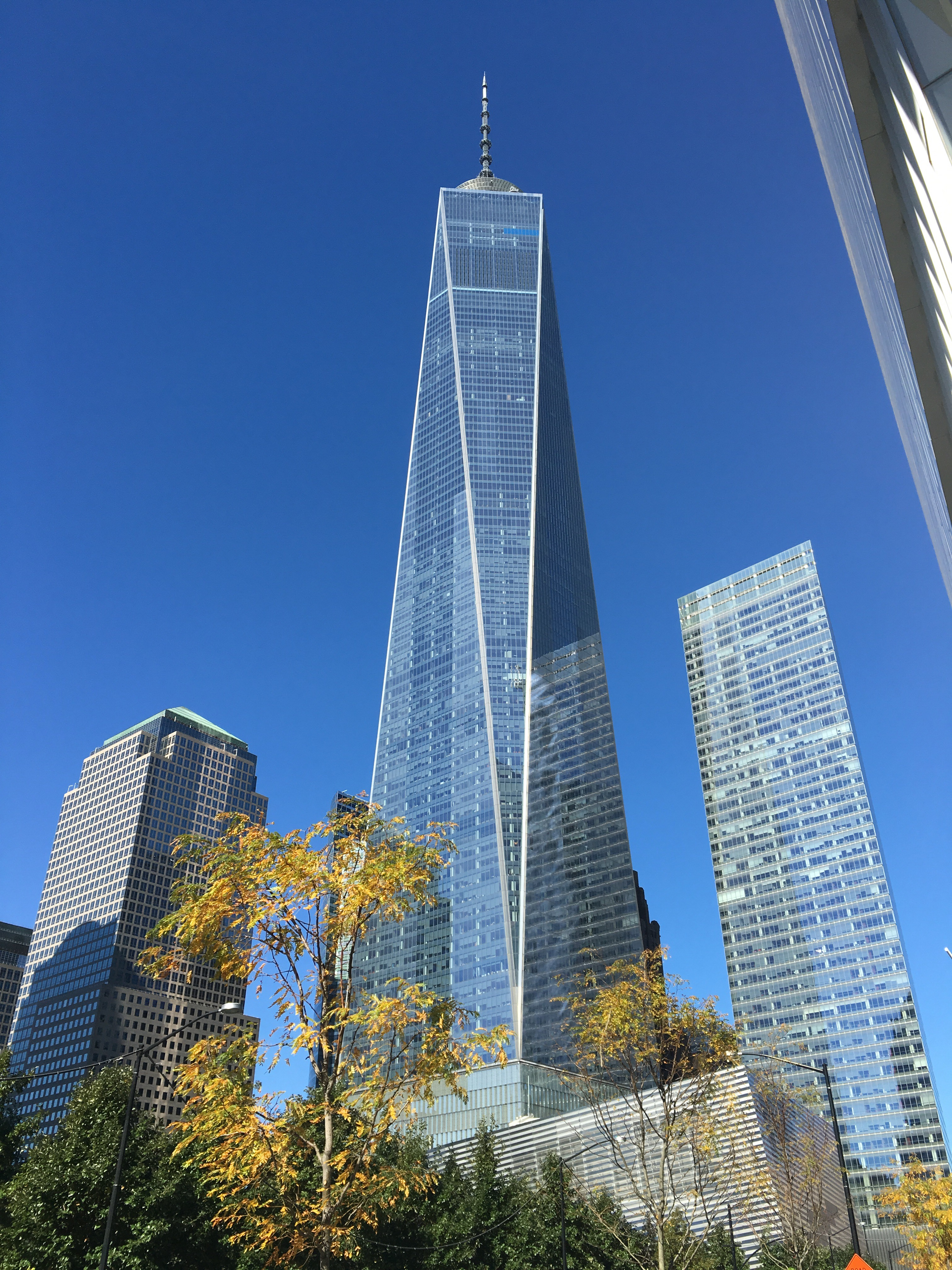 BQB in NYC – Freedom Tower – 9/11 Memorial Museum – One ...