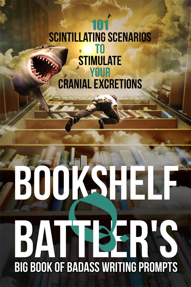 Bookshelf Q battlers for Amazon