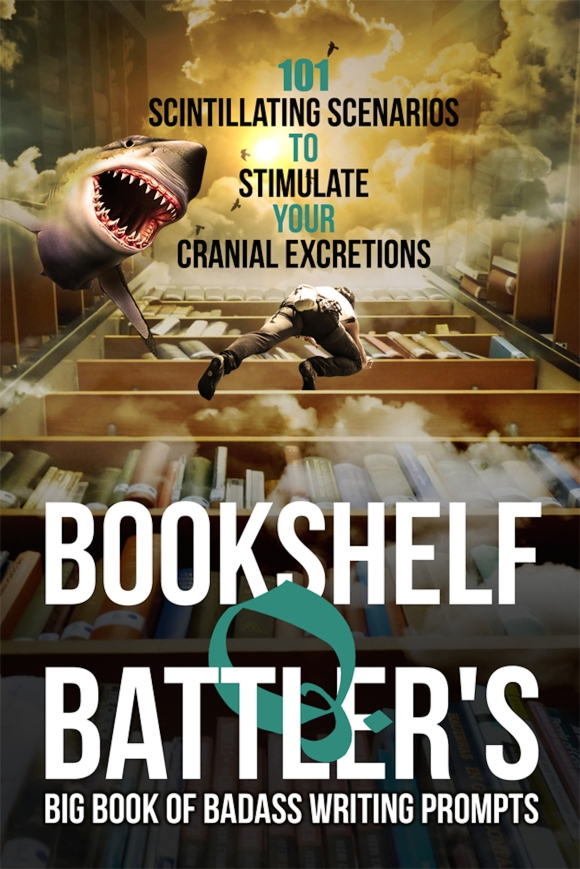 Bookshelf Q battlers for Amazon