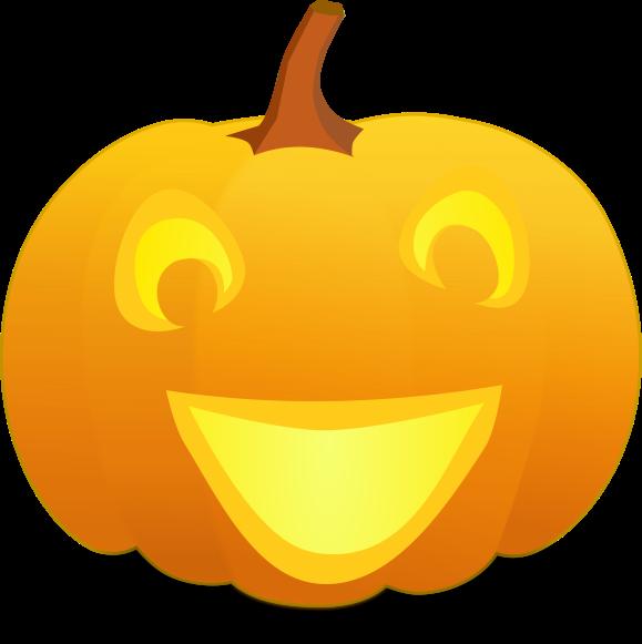 Jack-O-Lantern-pumpkin